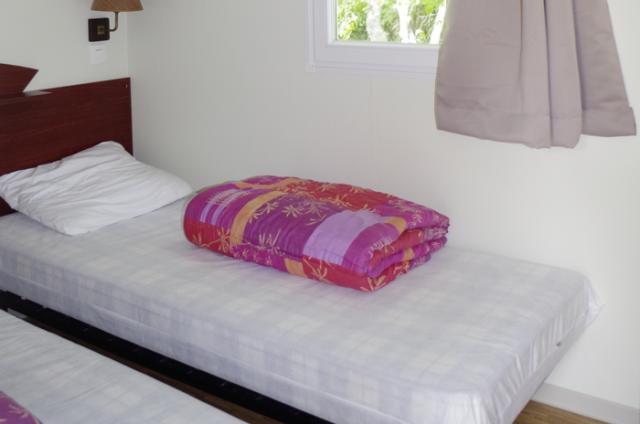 Chambre 2 lits